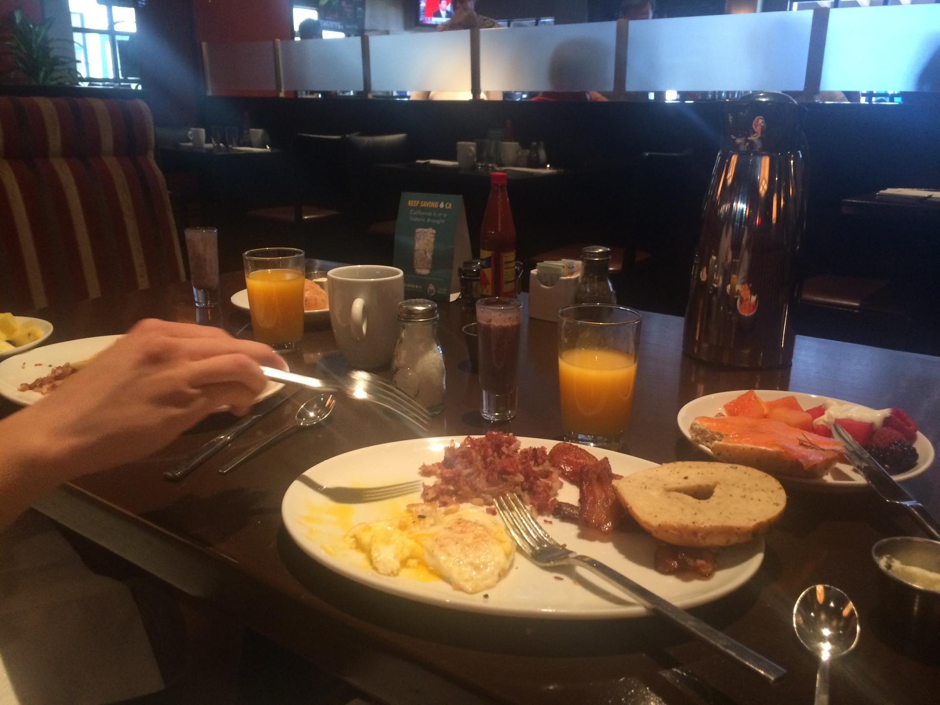 Breakfastbuffetatlaquintaresort
