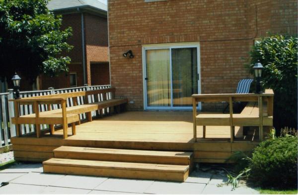 thornhill deck