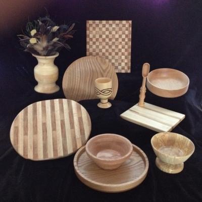 Bowls, Plates, etc