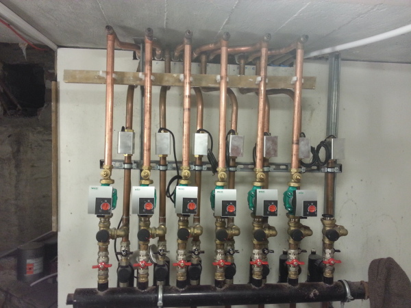 Plumbing Work for a Large Residential Property