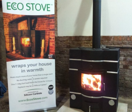 The Ecco Stove goes to market!