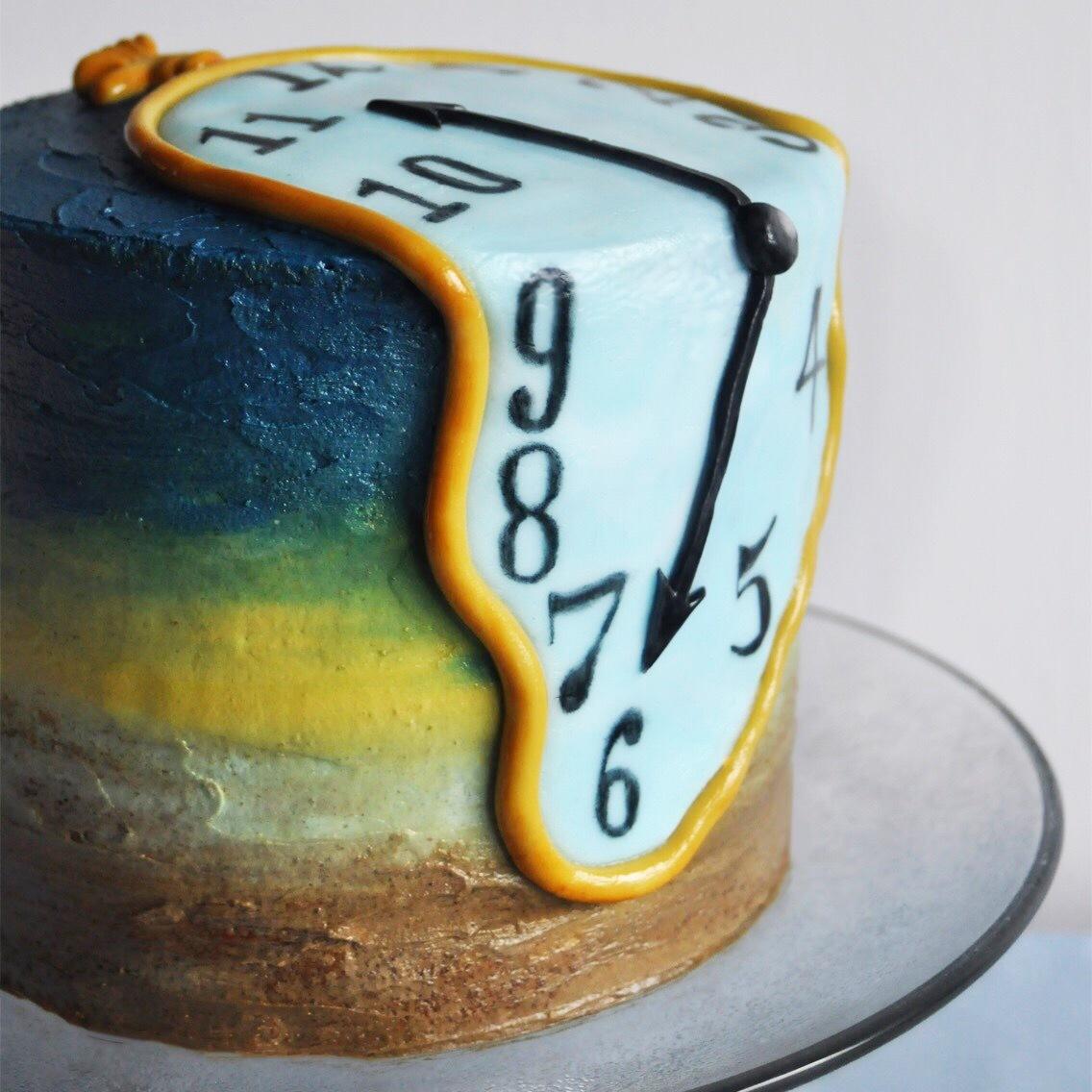 Dali cake design