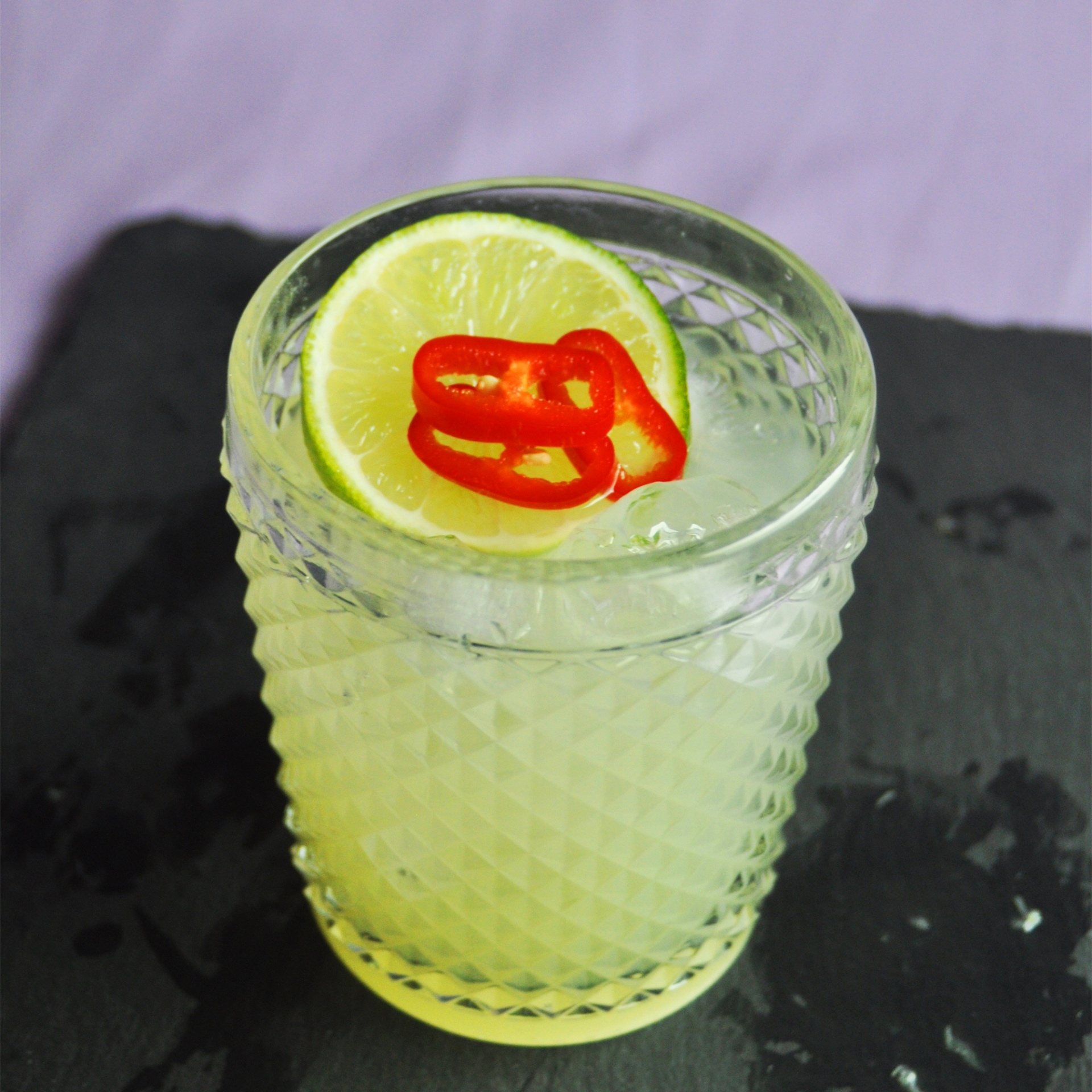 Ginger Chilli Cocktail Syrup