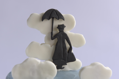 How To Make A Super Mary Poppins Cake