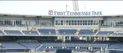 First Tennessee Park  (Nashville Sounds)