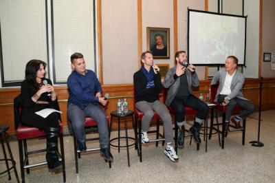 Broadway, 92Y, Midtown Men, Christian Hoff, Bobby Spencer, Daniel Reichard, Michael Longoria