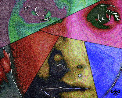 Anita geometría © Sanders Clayton Noblitt