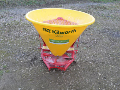 Kilworth 250 XL Fertiliser Spreader