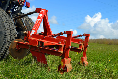 D.W.Tomlin Turf Mole Drainer, Drainer, Turf Mole Drainer Hire, Hire Machine, Technical Turf