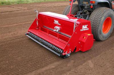 BLEC Turf Maker Hire, Machine Hire, Seeder, Turf, Technical Turf