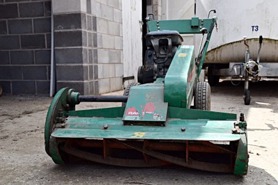 ransome multimower, mower sale, machinery, machinery for sale