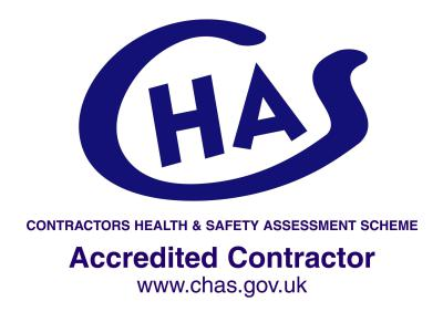 The Contractors Health and Safety Assessment Scheme, CHAS