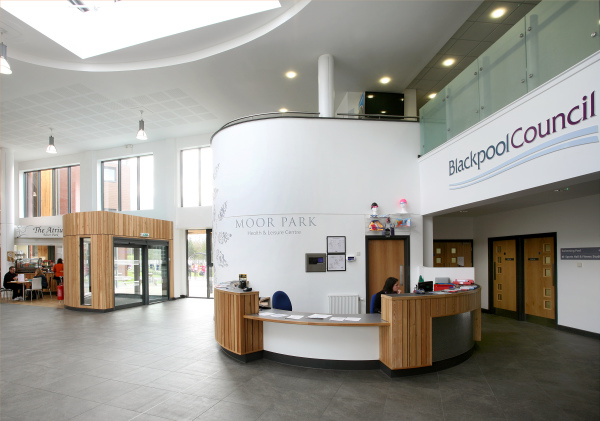 Moor Park Health & Leisure Centre - Blackpool