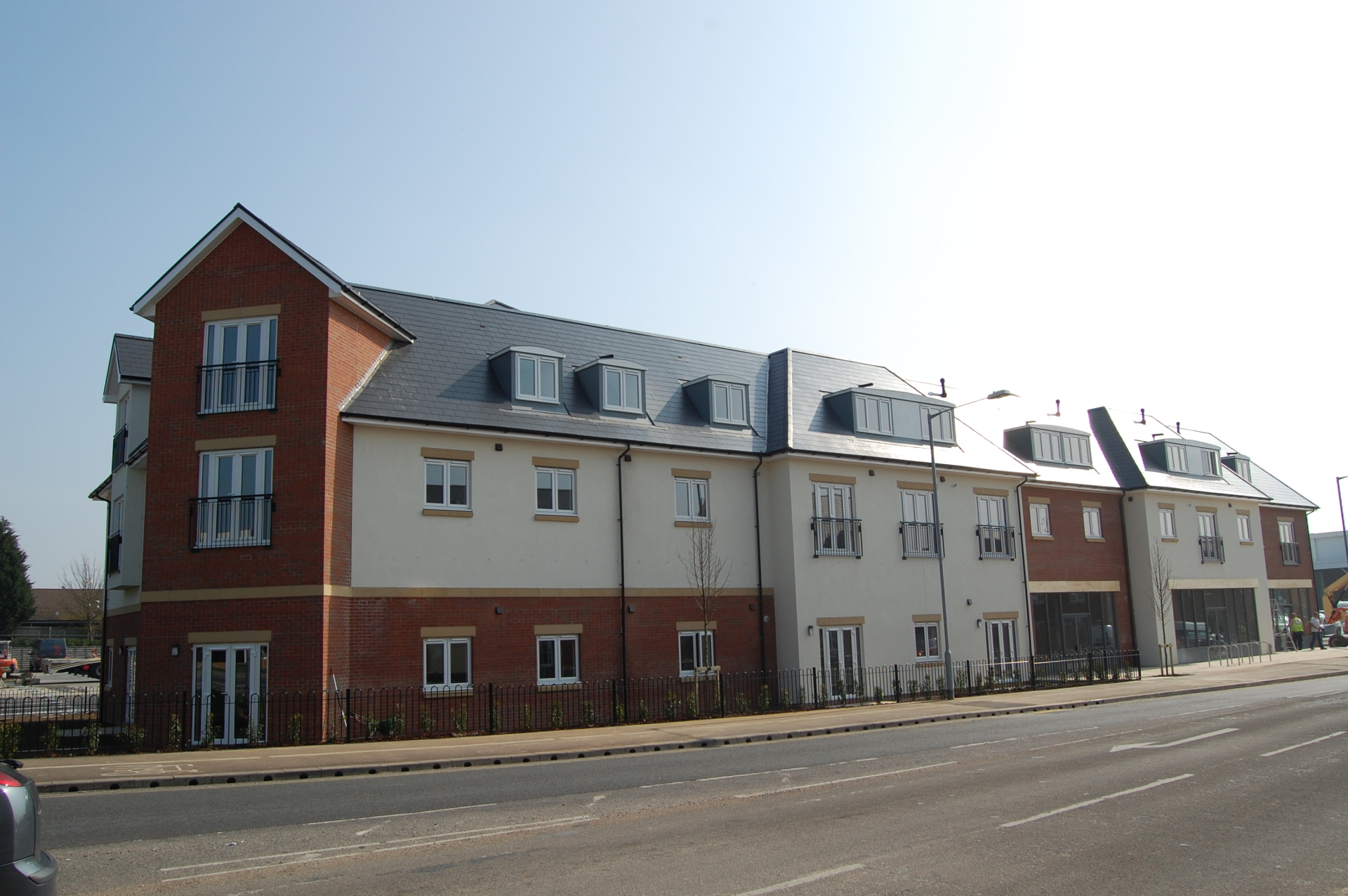 Rayleigh Mixed Use Development - Essex