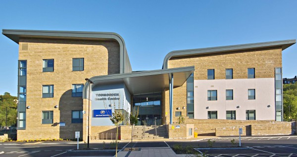 Todmorden Health Centre - West Yorkshire