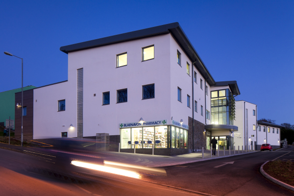 Blaenavon Research Centre - South Wales