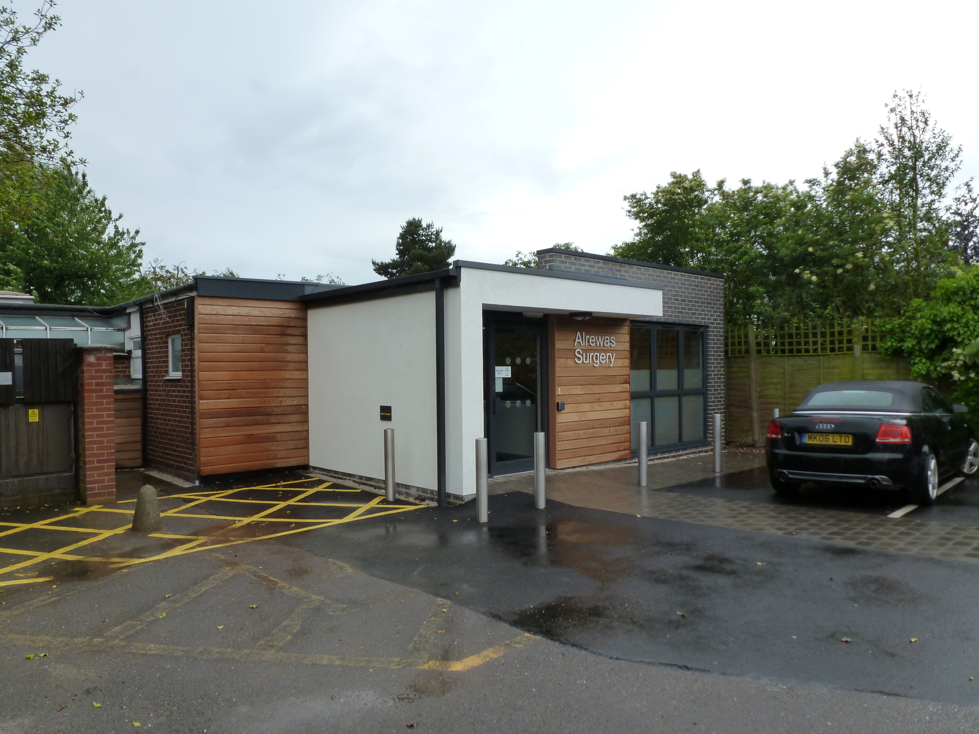 Alrewas Surgery - Staffordshire