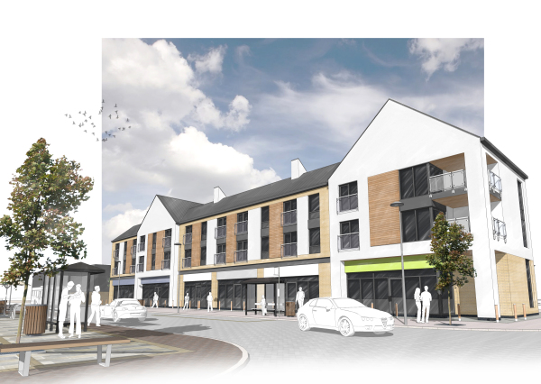 Biggleswade Mixed Use Development