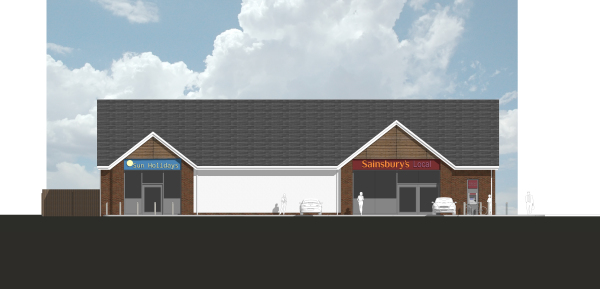 Retail Unit - Flackwell Heath