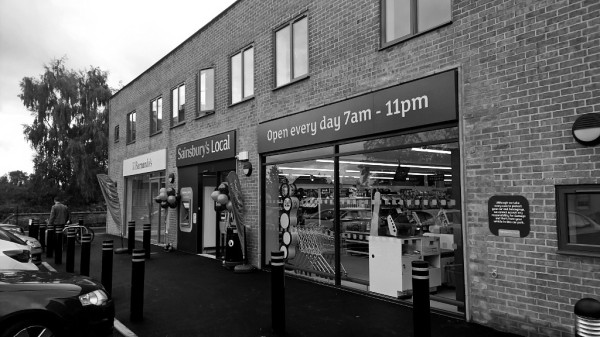 Retail Unit - Shrewsbury