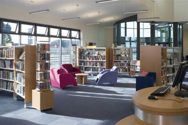 Mablethorpe Library -
