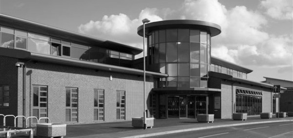 Mablethorpe Library - Lincolnshire