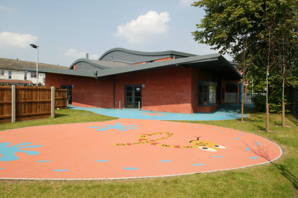 Bray House - Sure Start Project