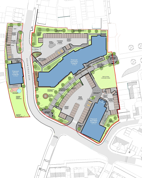 Hallam Fields Development