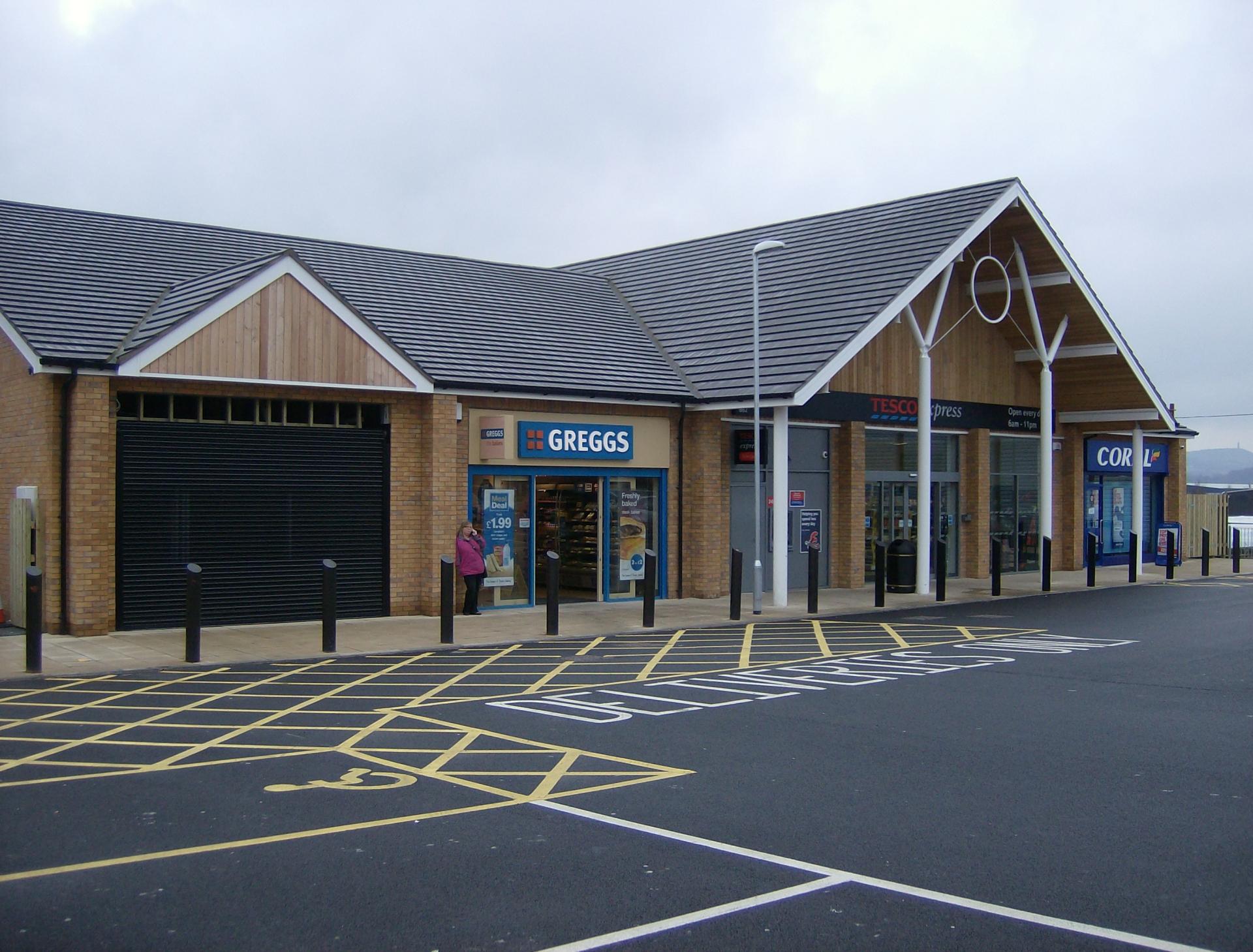 Retail Unit - Huddersfield