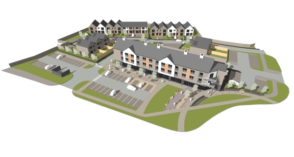 Mixed Use Development Site - Flixton