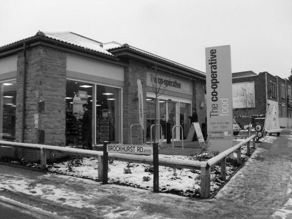 New Retail Unit - Bristol