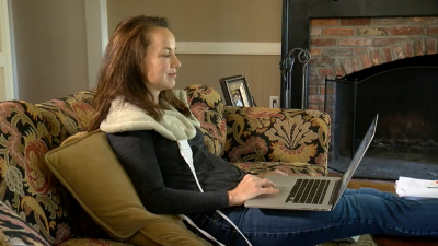 Emotional trauma may have triggered Md. woman's 'human statue' disease