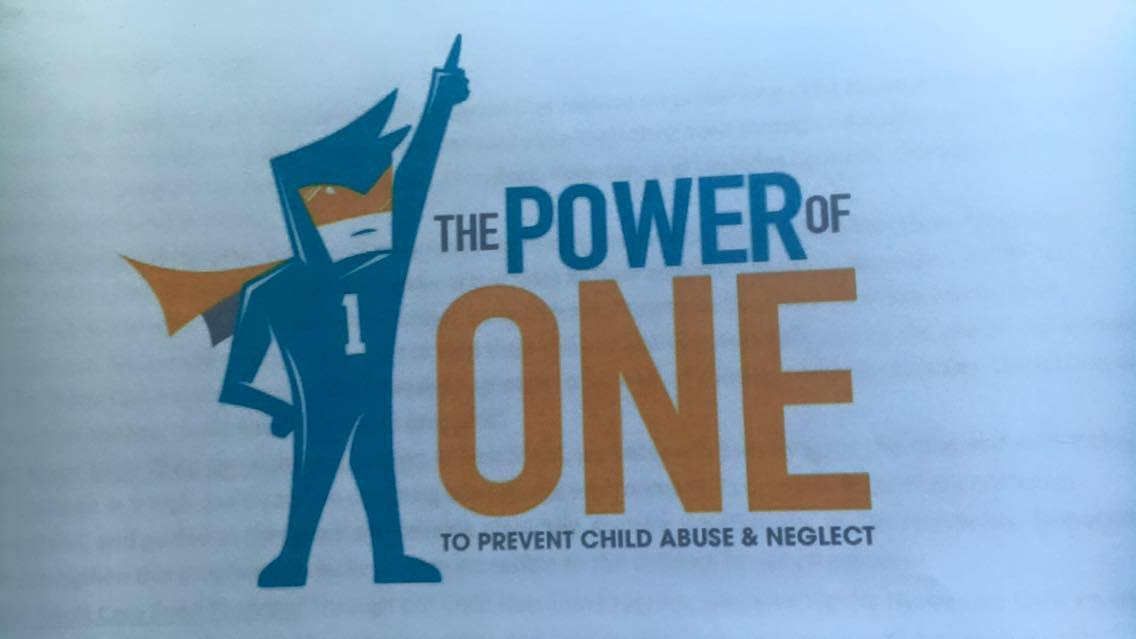The Power of One to Prevent Child Abuse & Neglect