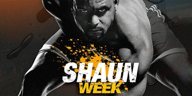 Shaun Week with Me!