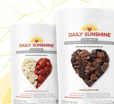 Daily Sunshine!