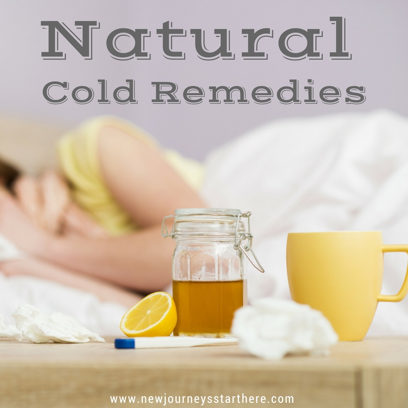 Fight the common cold naturally!