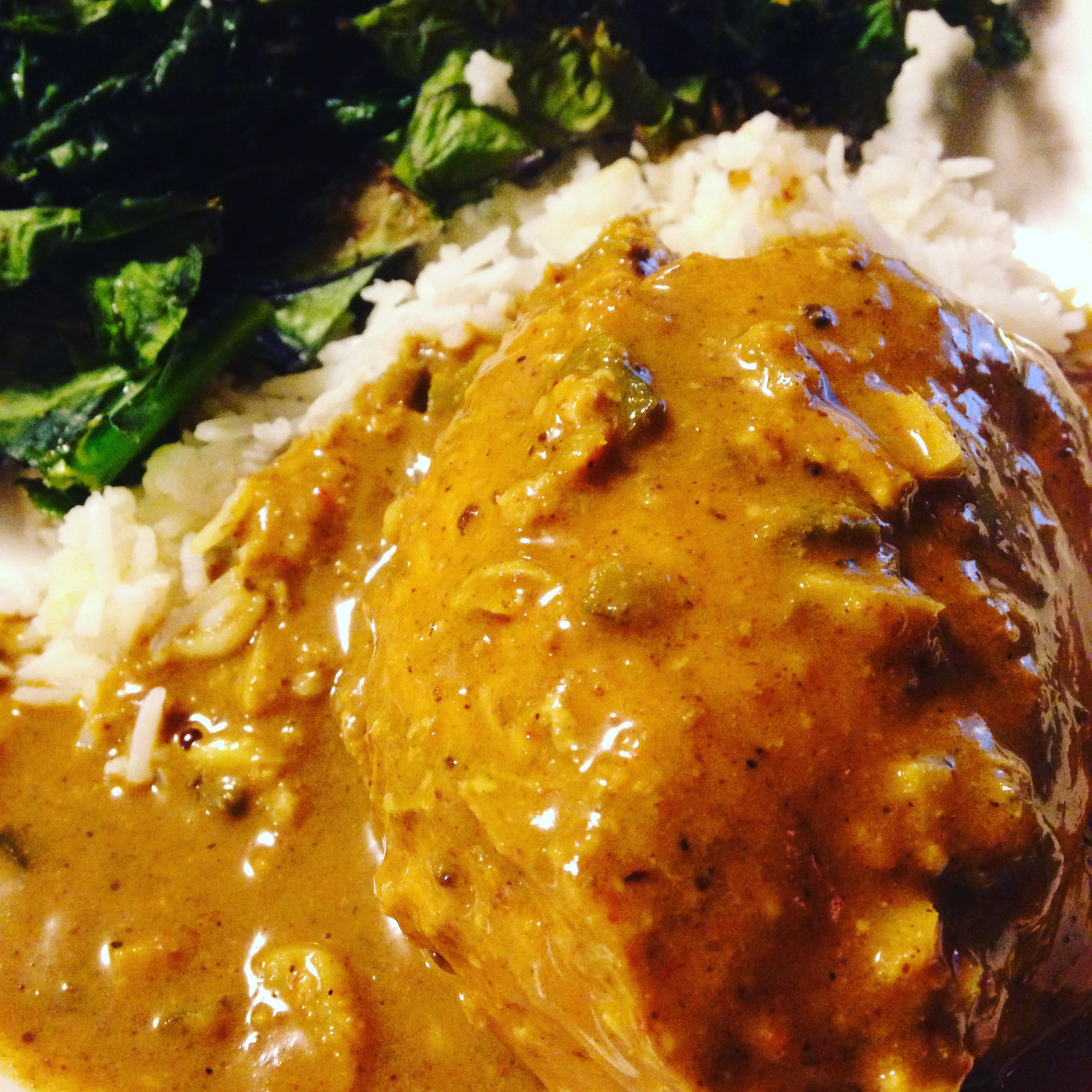 Chicken Massaman (PB2) Curry