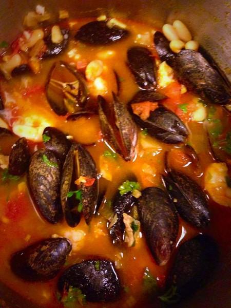 Winter Warmer Fish Stew