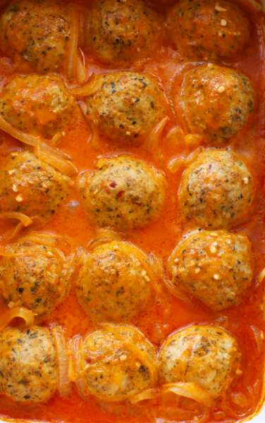 Thai Coconut Curry Meatballs