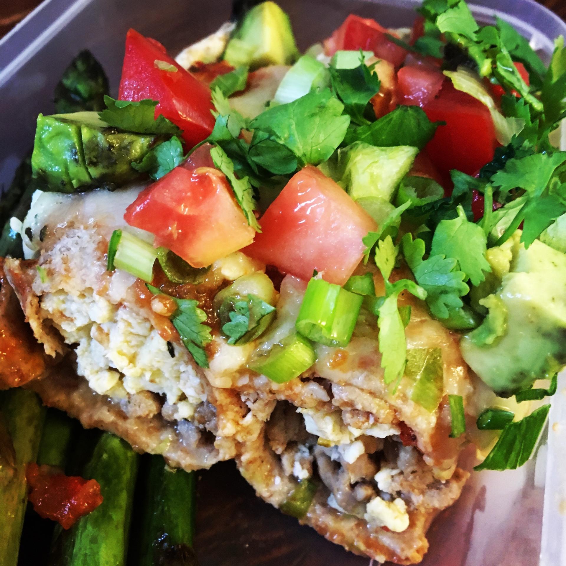 Breakfast (for Dinner) Enchiladas