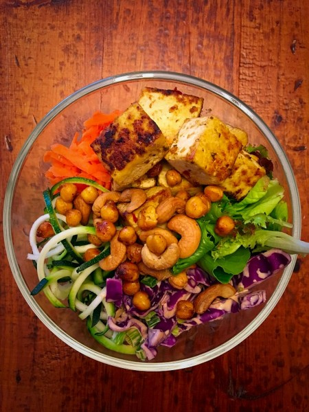 Vegan Superfood Bowl