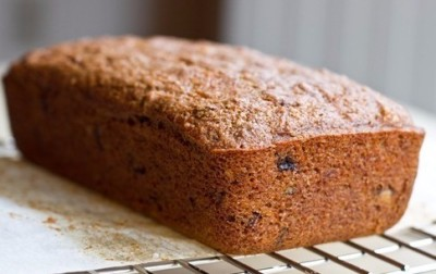 Vegan Carrot Cake Loaf