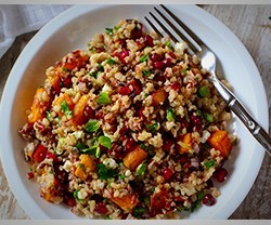 Winter Quinoa Salad