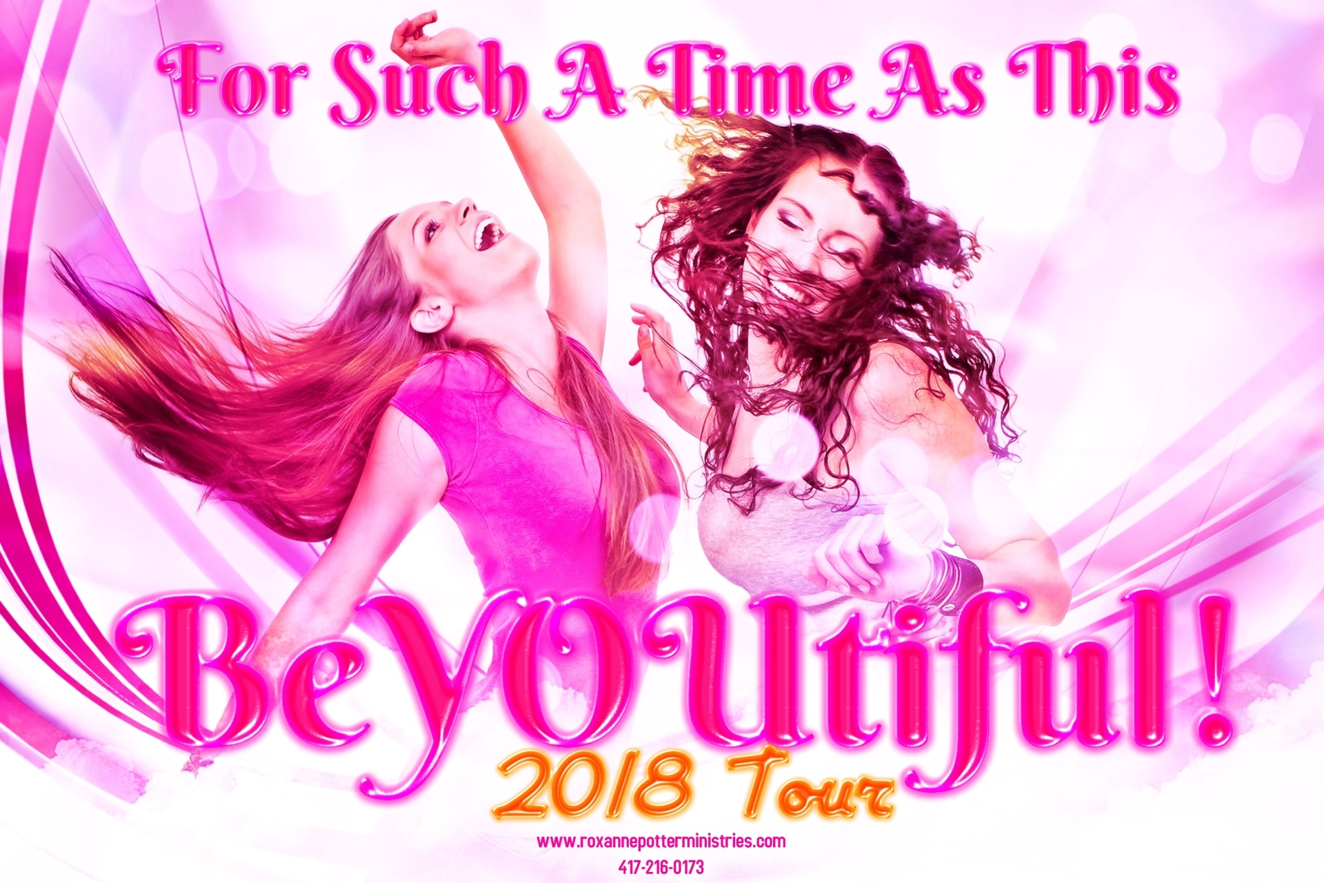 BeYOUtiful Tour 2018