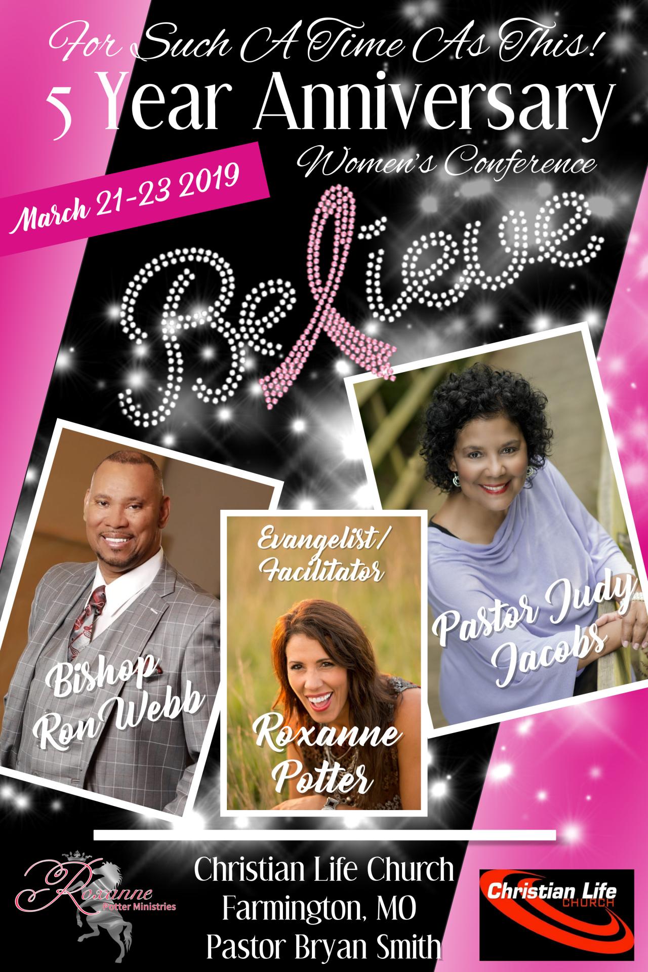 Believe Women's Conference