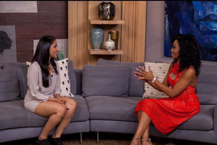 Afternoon Express with Bonang Matheba