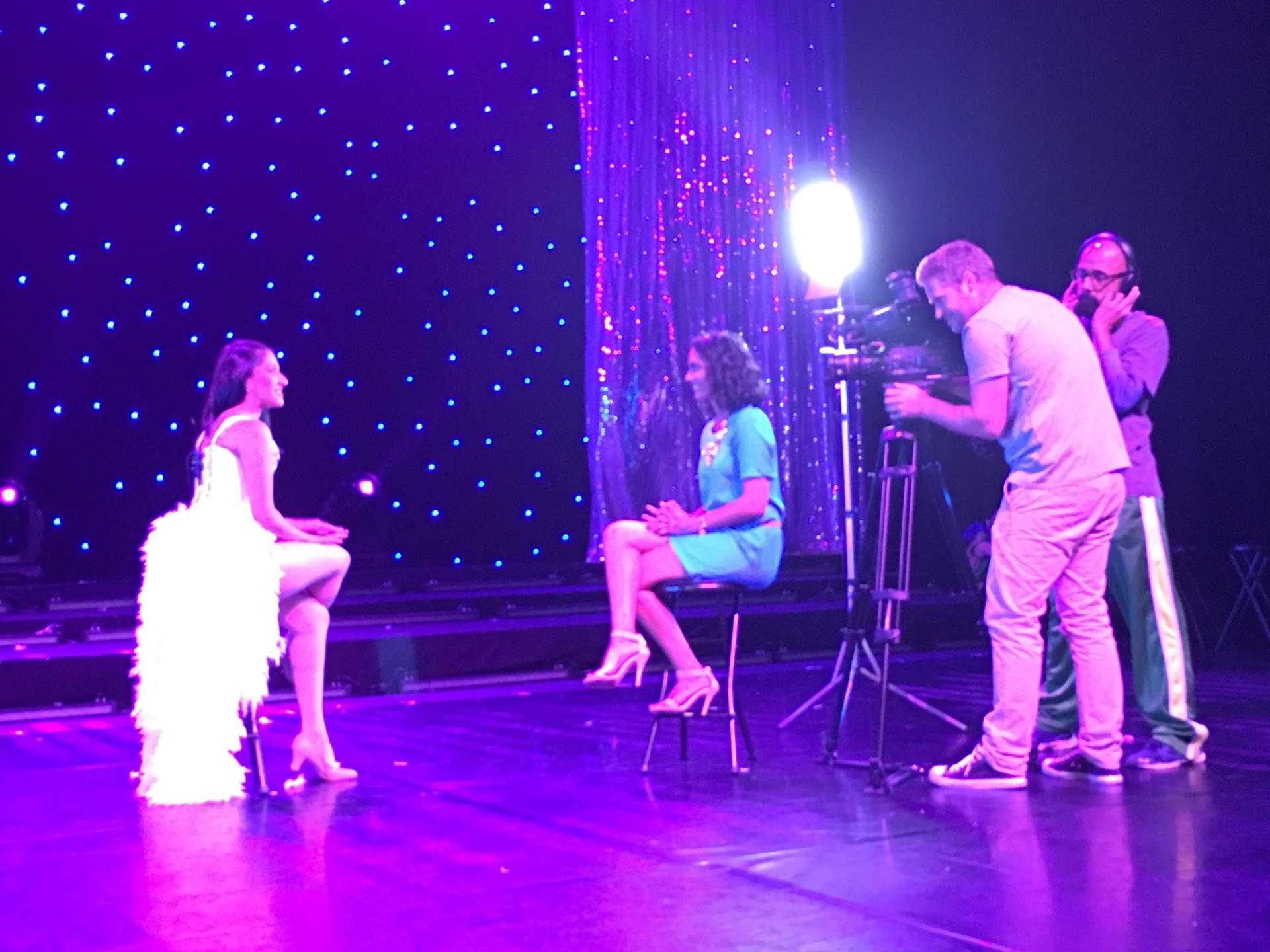 Mela on SABC