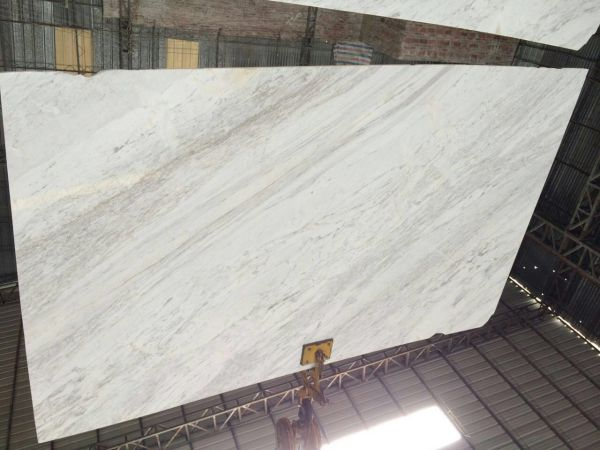Bianco marmor, White marble