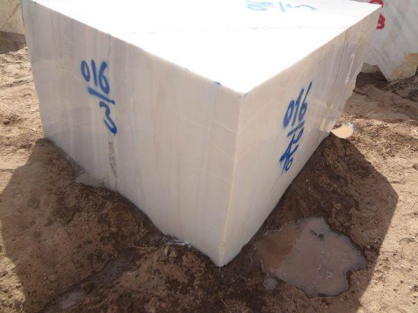 Bianco marmor, White marble