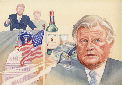 Ted Kennedy Montage